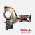 MSI M670 MS-1632 HeatSink E32-1700032-TA9