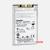 Disco rígido TOSHIBA 250 GB MK2533GSG SATA 3 Gbps 1,8 pol