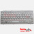 keyboard Toshiba NB200 NB300 PT Silver laptop