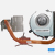 fan e cooler DC28000CUF0 Lenovo ideapad 300-15 series original