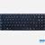 teclado 25214761 Lenovo ideapad 300 series preto PT original