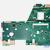 Motherboard Asus X551M D550M series N2815 usada original
