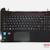 Palmrest TouchPad e teclado EABLI005A1M Toshiba L50-B series