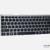 teclado 148084121 frame prateado VAIO VGN-FW series original