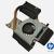 Dissipador e ventoinha 601336-001 HP DV3-4000 series original