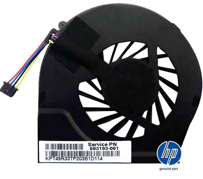 Fan original NOVO HP Pavillion G6-2000 e G7-2000 Series 683193-0