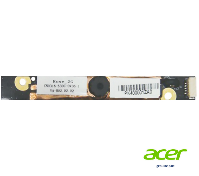 webCam CN0316-530C Acer Aspire