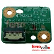 HP Pavilion G62 Button Power On Off 01013JU00-388-G