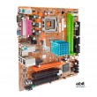 Abit i45CV motherboard LGA 775 Core 2 Duo Intel 945GC desktop