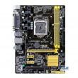 Asus H81M-C motherboard socket 1150 DDR3 at 1600Mhz for PC deskt