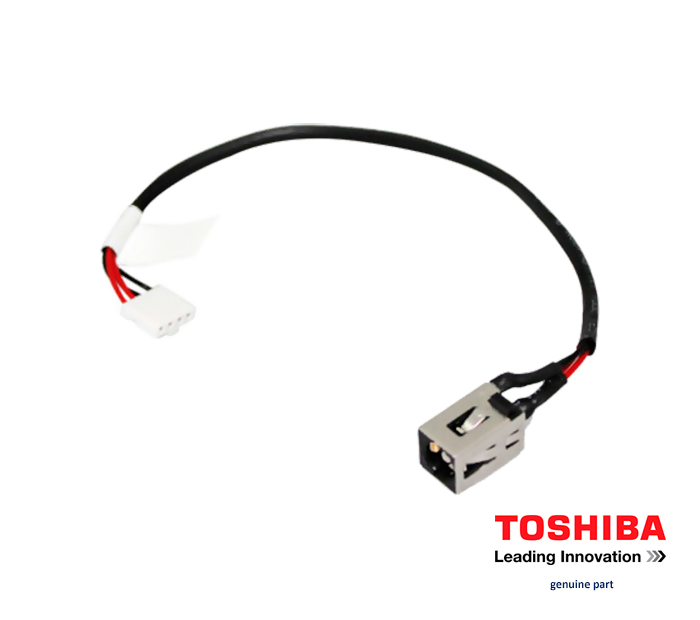DC Power Jack TOSHIBA Satellite L50 series DD0BLIAD000 Original