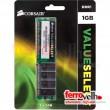 RAM Corsair DDR 1024MB 400Mhz PC3200 DIMM Novas
