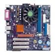 ECS K8M800-M2 V2 motherboard skt 754 AMD Athlon 64 processor PC