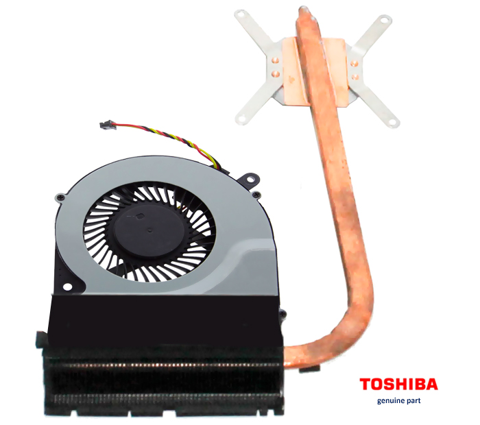 fan e dissipador H000037350 Toshiba Satellite C850 series