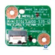 HP Pavilion G62 series Button Power On Off 01013JU00-388-G