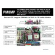 motherboard Jetway PM8MP LGA478 DDR
