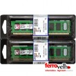 Kingston 2x512 DDR2 533MHZ 1024MB 533MHz CL4 dual channel