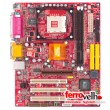 MSI 651M-V motherboard socket 478 MS-7005 DDR for PC