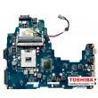Toshiba K000124370 LA-7202P satellite C660 Motherboard PGA 989