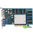 Placa grafica GeForce FX 5200 128MB AGP DVI TV