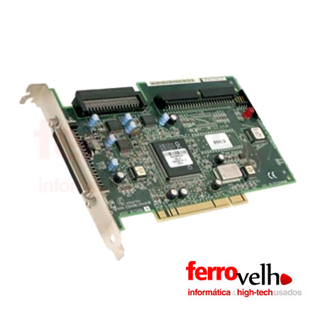 Placa PCI Adaptec Ultra Wide SCSI AHA-2940W/2940UW