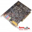Creative Labs SoundBlaster Live 5.1 Audio Card SB0100 PCI SOUND
