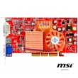 MSI G4 Ti4200-VTD8X graphics card GF4 Ti 4200 128 MB