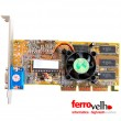 Graphics Card Nvidia TNT2 32MB AGP 4x m64 32m 64 bits