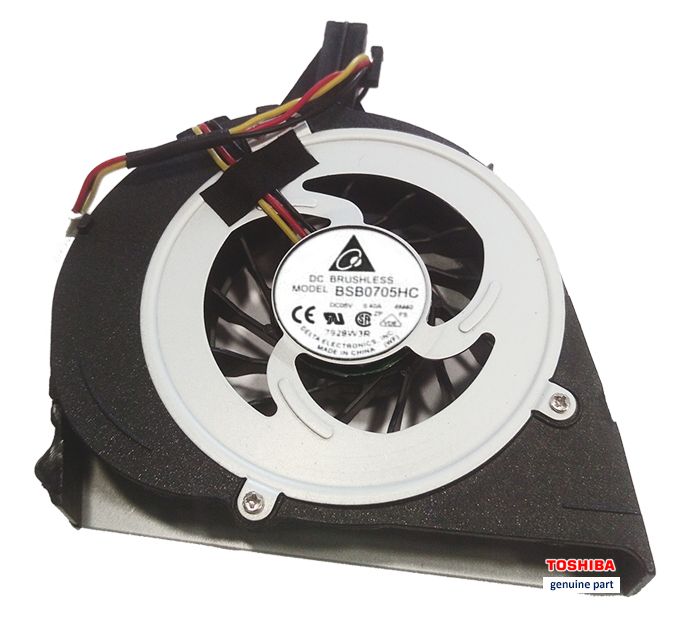 Fan AB8005HX-GB3 Toshiba Satellite L650D series 5V nova