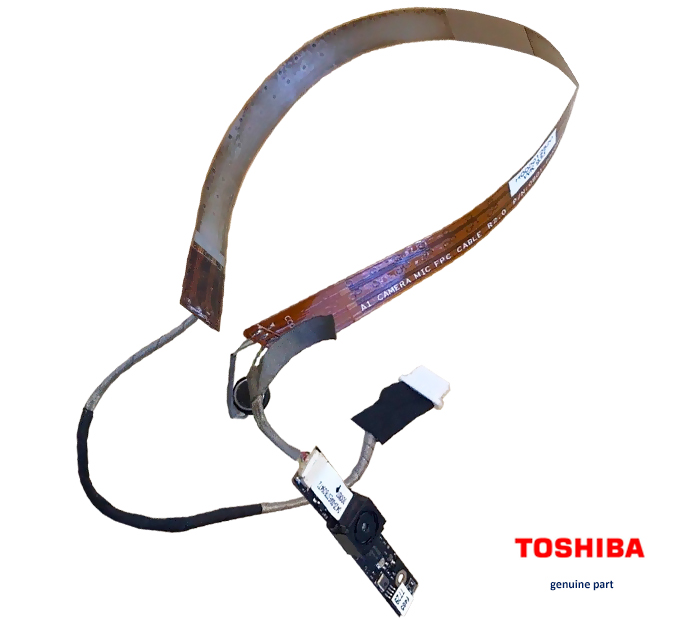 cabo MIC Webcam H000022820 Toshiba Satellite Pro U500 original